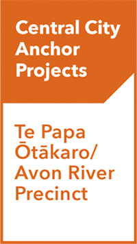 Te Papa Ōtākaro / Avon River Precinct