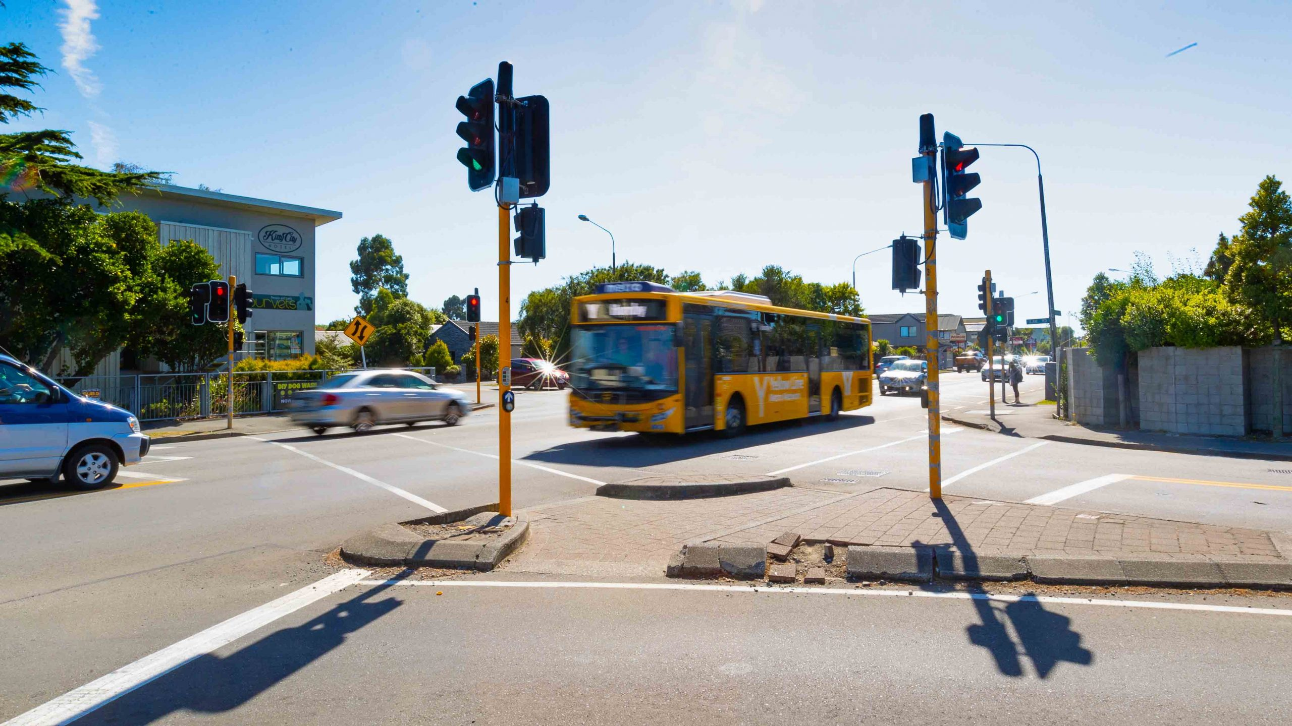 Busy Riccarton intersection to get safety upgrade