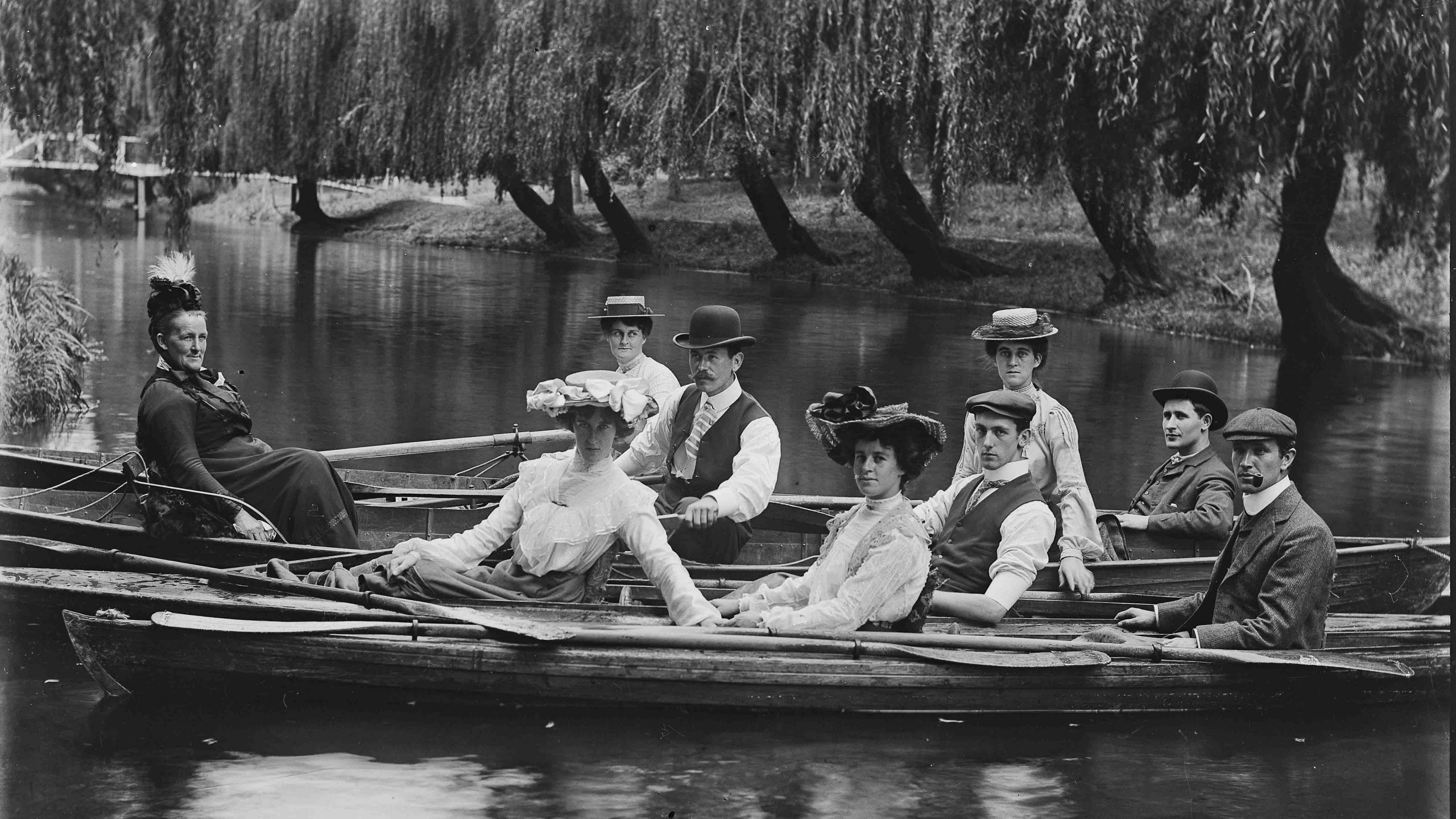 Canterbury Stories site plates up 1900s photo collection