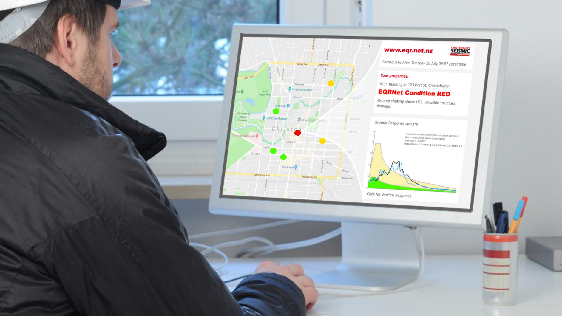 Council nets Smart City accolade with earthquake response
