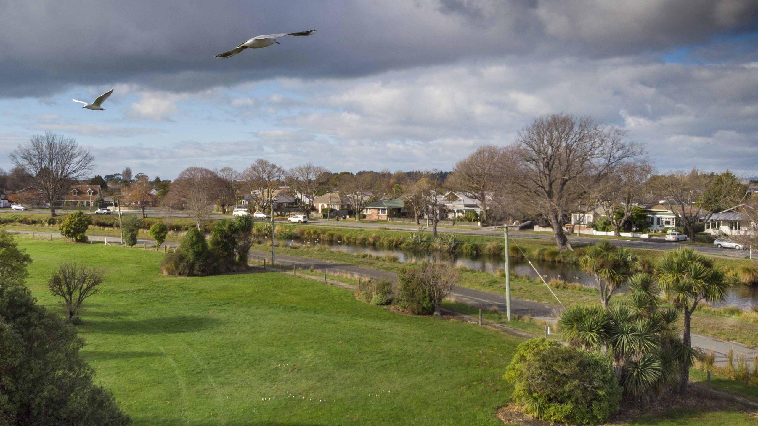 Feedback wanted on new riverside landing and bridges
