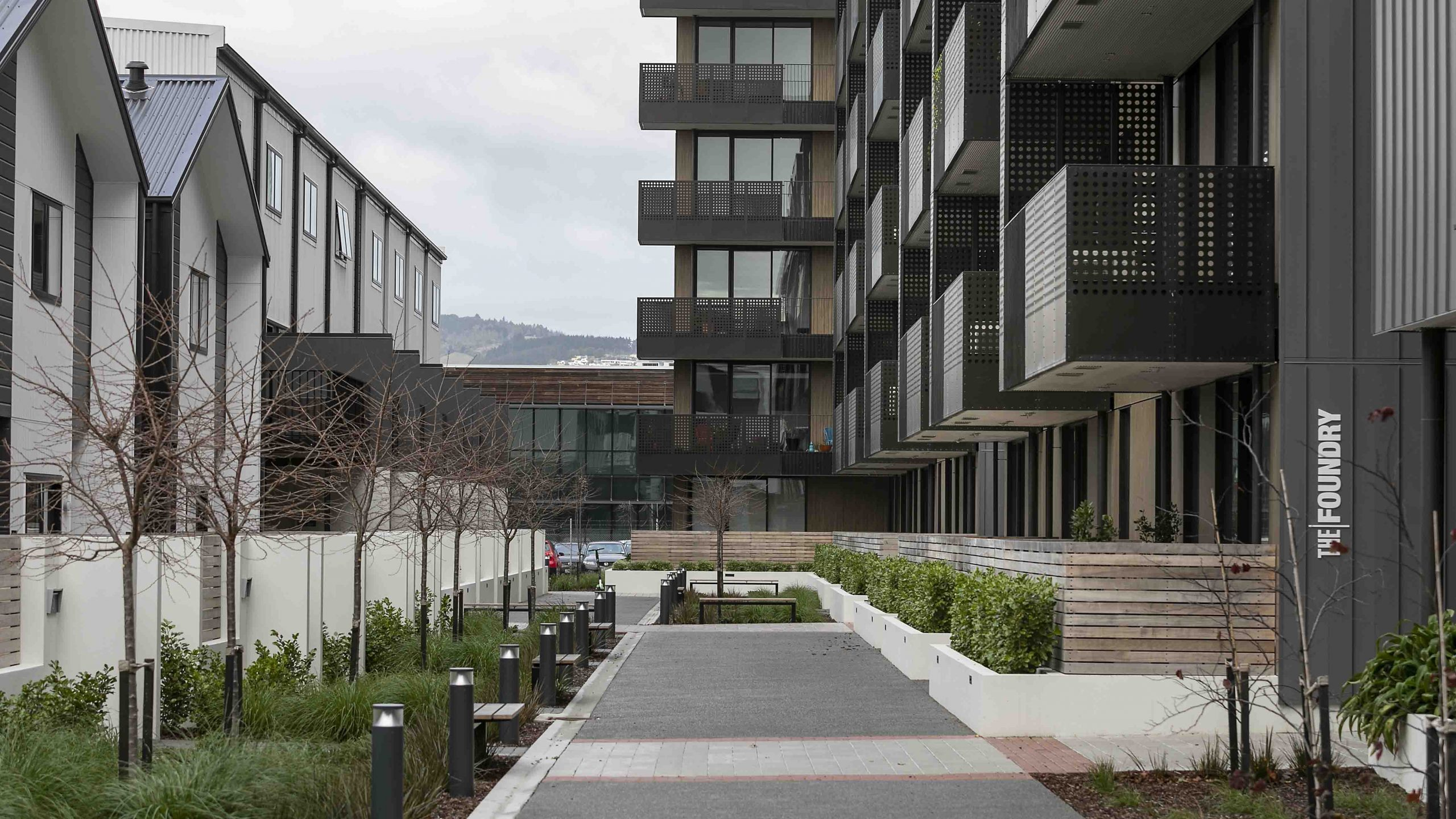 Rebate scheme to continue for new central city residential developments