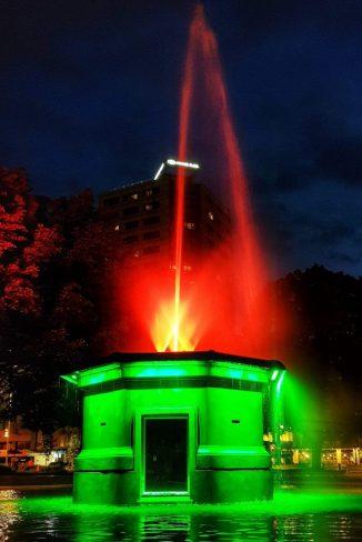 Bowker Fountain