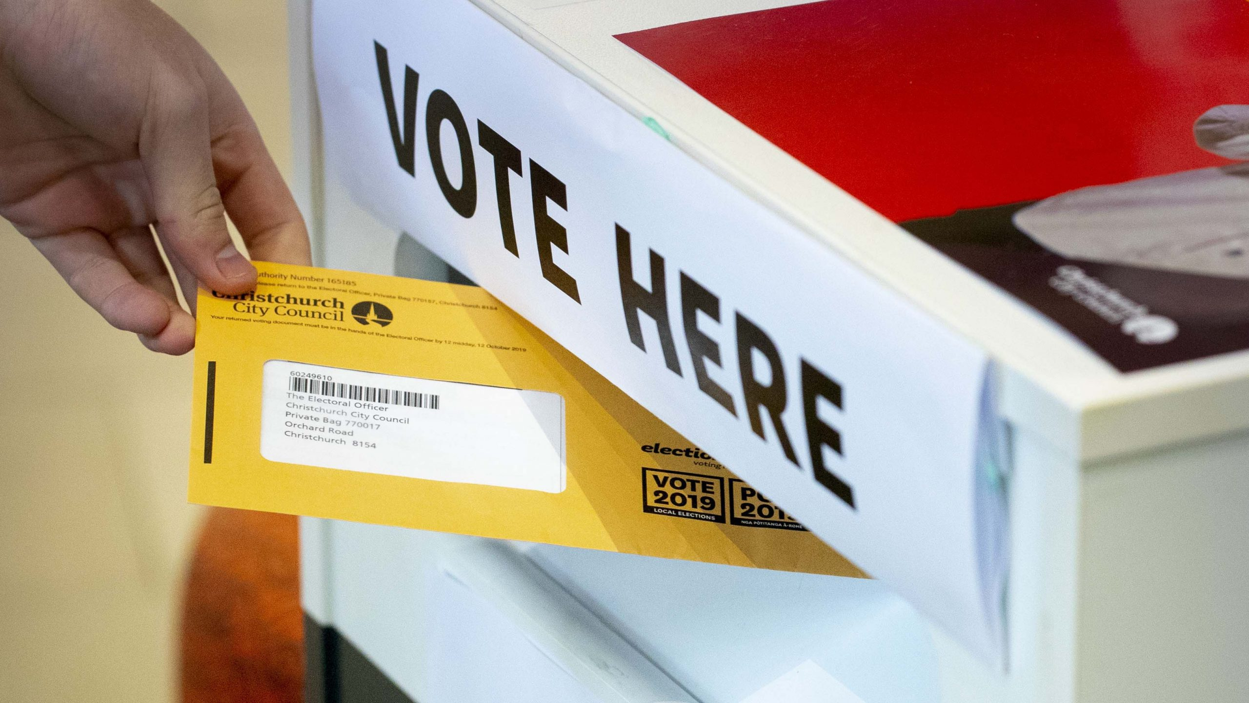 Call for Community Board Central by-election nominations