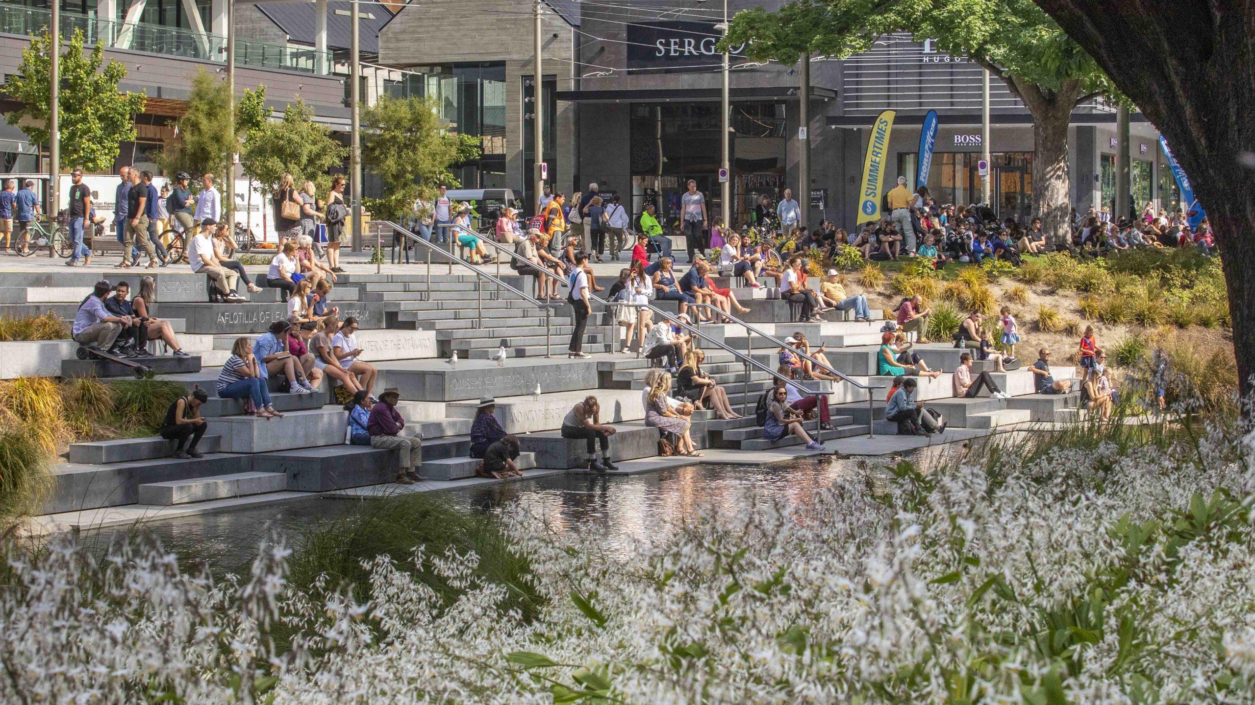 Christchurch goes live on NZ Venues