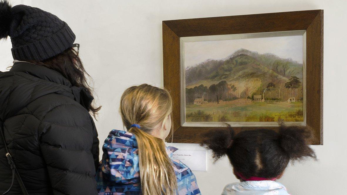 Family matters for Akaroa Museum