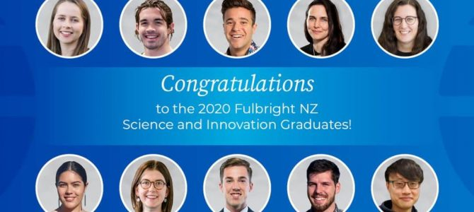 UC graduate set to join Fulbrighters from around the globe in virtual study after receiving 2020 award
