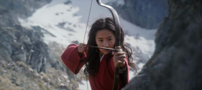 Canterbury on show to the world with the release of Disney's Mulan