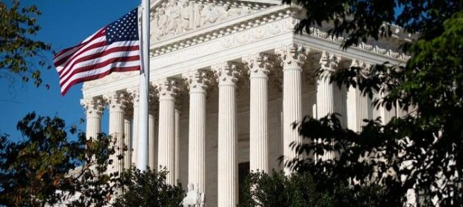 The U.S. Supreme Court Vacancy and its effect on the Elections