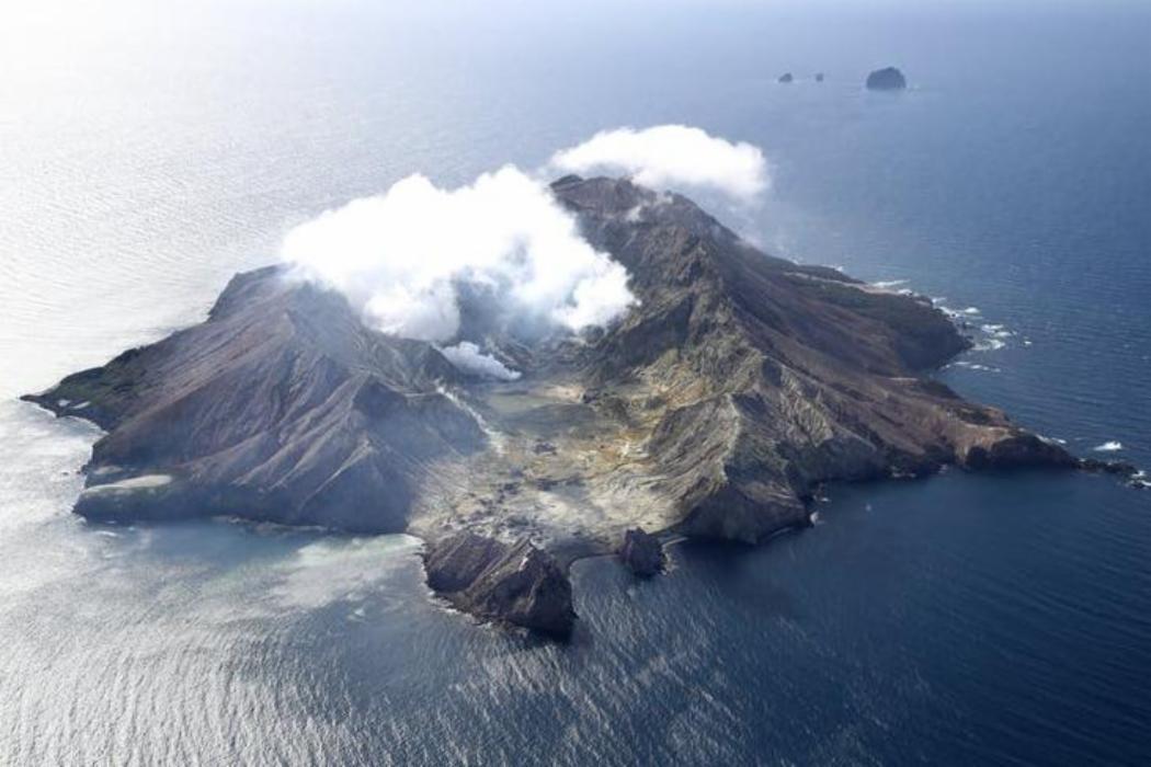 Whakaari White Island