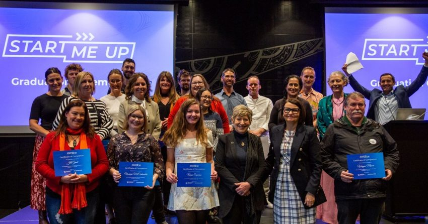 Start-up programme a success for Covid-impacted jobseekers