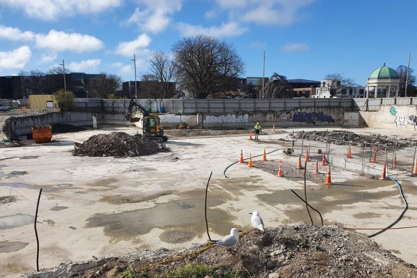 Not another COVID eviction story – contested spaces in Christchurch Central City