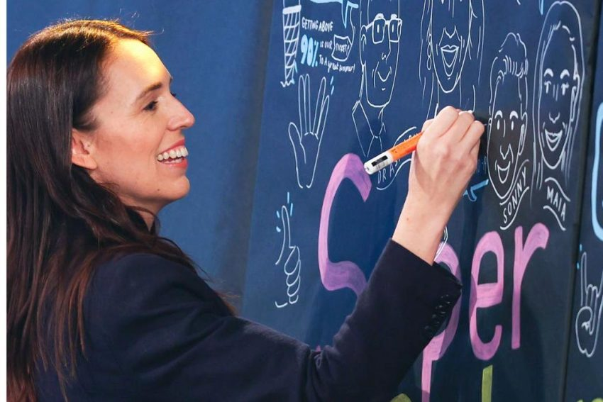 'If you want summer, get vaccinated' – Jacinda Ardern sets the target for re-opening New Zealand