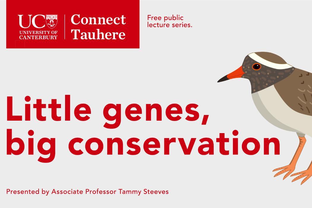 UC Connect Little genes, big conservation