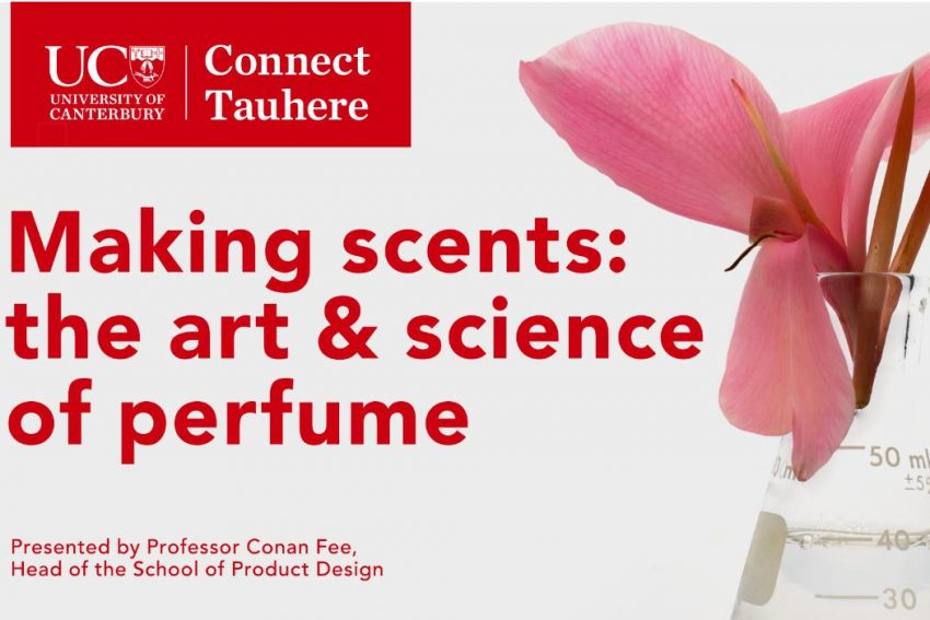 Making scents – the art & science of perfume