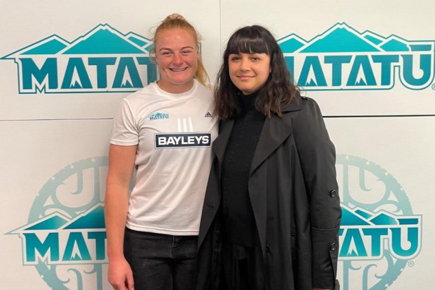 UC has the backs of the new South Island Women's rugby team