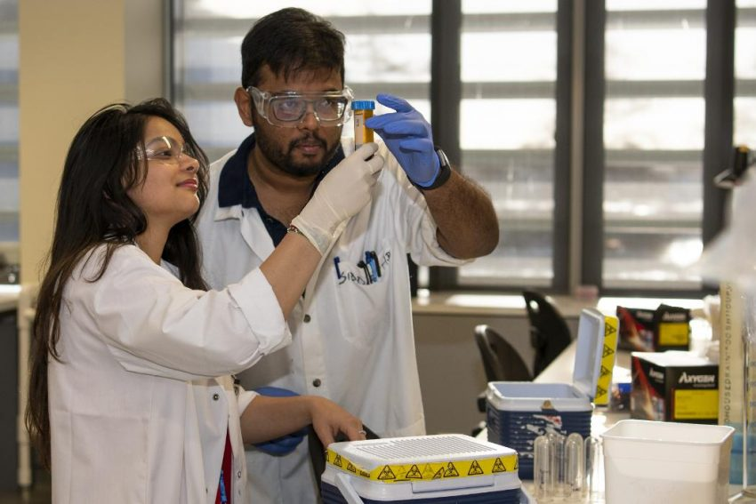 UC offers first internationally accredited BSc Biology major